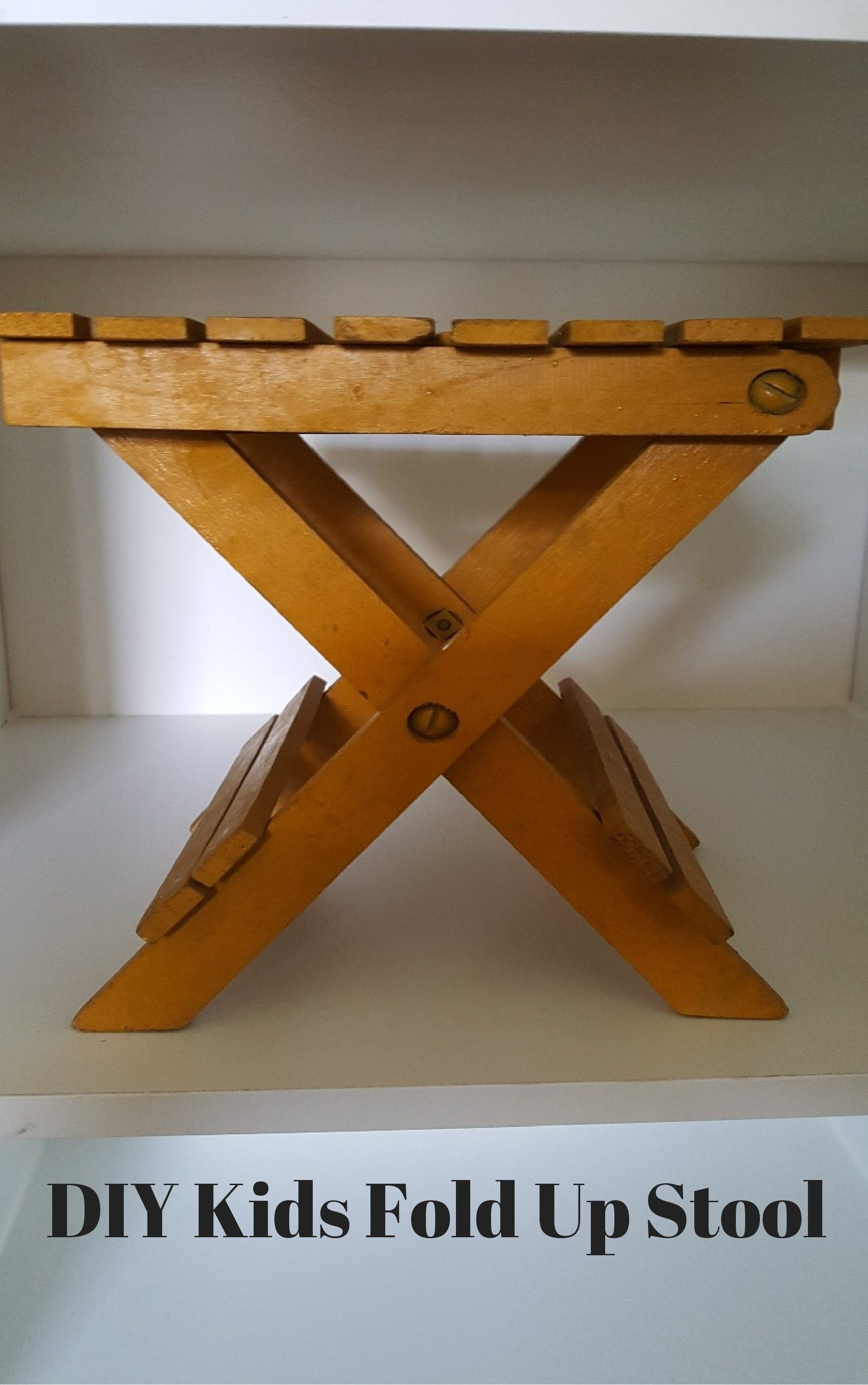 For home diy renovation projects for Diy kids stool